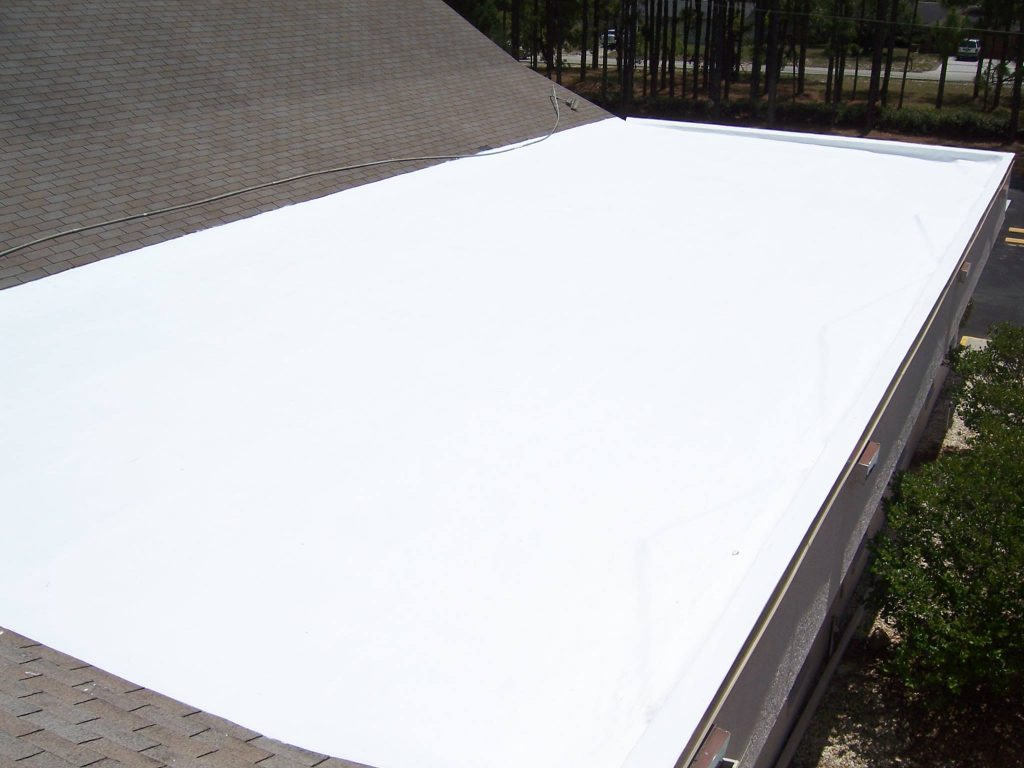 Roof Coating System Image