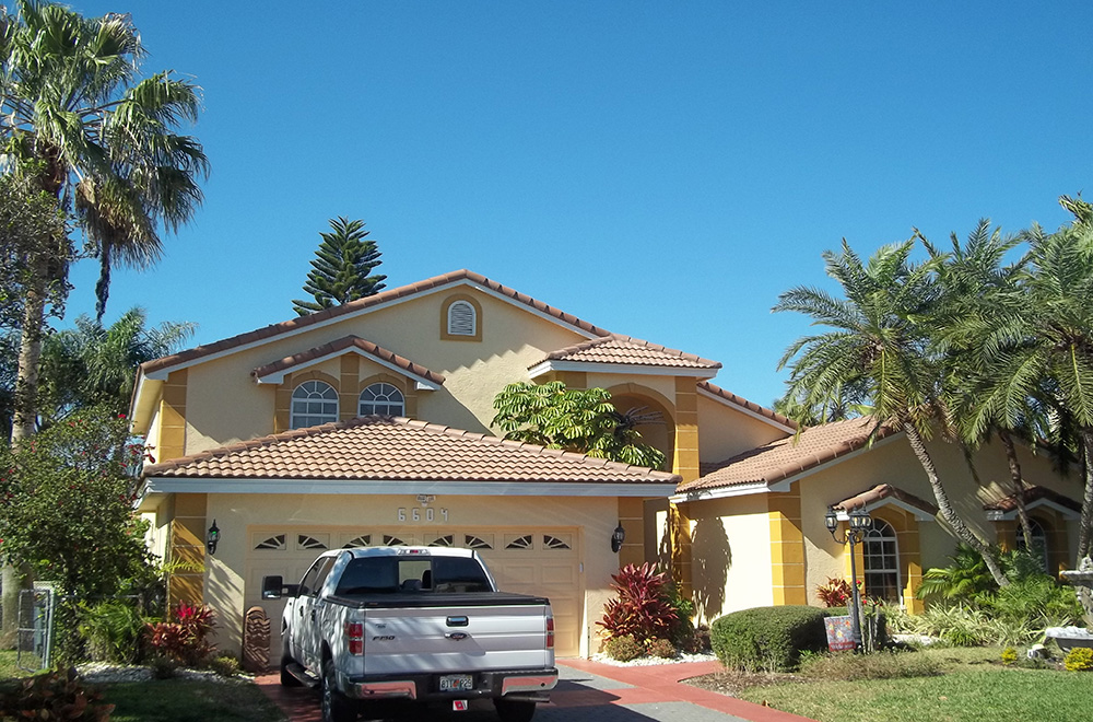 Tile Roof In Apollo Beach Florida