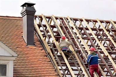 flat-roof-construction-in
